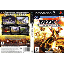 Mtx Mototrax - Ps2 - Frete Grátis
