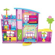 Casa De Surpresas - Polly Pocket - Mattel