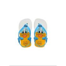 Sandálias Baby Disney Classics Pato Donald 20 - Havaianas