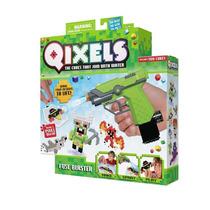 Pixels De Montar Tipo Minecraft Qixel Brinquedo Menino Br497