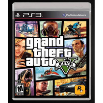 Gta 5 Ps3 Portugues Psn Midia Digital