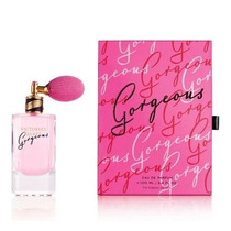 Victorias Secret - Perfume Gorgeous 50ml Com Barrufador