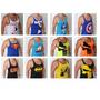 Kit 12 Regatas Masculina Academia, Musculação, Fitness