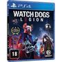 Watch Dogs Legion - Ps4 Mídia Física Oferta Original