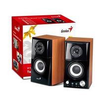 Caixa De Som 2.0 Ch Genius Sp-hf500a 14w Rms - 2cx Premium