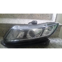 Farol Honda New Civic Esquerdo 2012 2013 2014 2015 Original