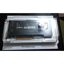 Placa De Video Nvidia Quadro K4000 3gb Ddr5 192bits Pny