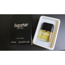 Reporter For Men Mens Cologne Miniatura Mini Perfume Importa
