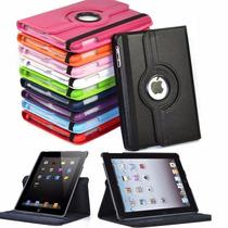 Capa Case Ipad Air Ipad 5 De Luxo Giratória 360 Varias Cores