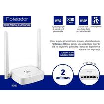 Roteador 02 Antenas Alcance Longa Distancia 300mbps