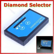 Lançamento Testador De Diamantes Selector Ill