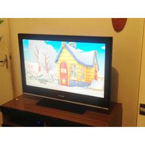 Tv Lcd 32 Bravia Preta Klv-32s300a Sony