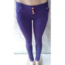 Calça Jeans R.i.19 Skinny Confort Plus Com Lycra Ref 16296