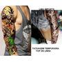 Tatuagem Temporaria Tattoo 3d Falsa Perfeita Pronta Entrega