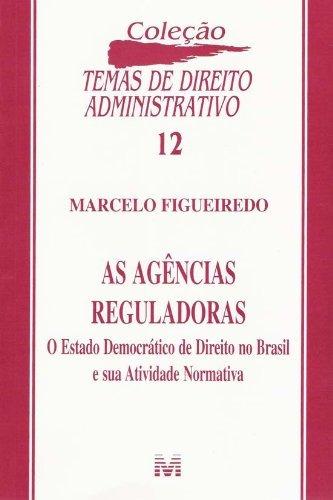Agencias Reguladoras 05 Figueiredo De Figueiredo Marcelo