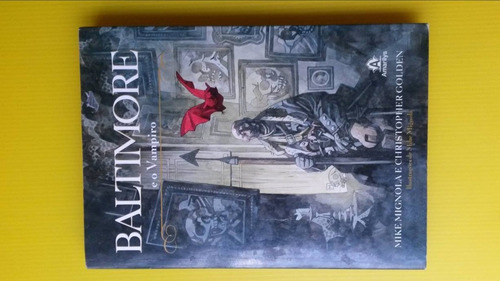 Baltimore E O Vampiro Mike Mignola