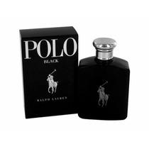 Polo Black Eau De Toilette 125ml Produto Original