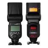 Flash Yongnuo Yn968 N- Nikon Com Led (lançamento)