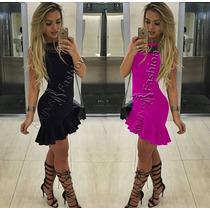 Vestidos Plus Size Frete Gratis Roupas Moda Maior Gordinha