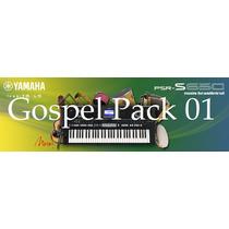Samples Psr S650 E Ritmos Gospel Yamaha S750 E S950 2016!