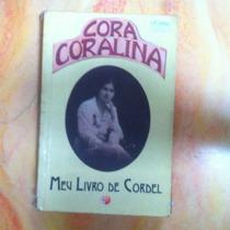 Livro Cora Coralina