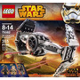 Lego Star Wars 75082 Tie Advanced Prototype, Novo, Lacrado!