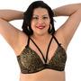 Sutia Plus Size Strappy Removivel Reforçado Camila -até O 54 Original