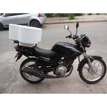 Bau E Suporte Para Carregar Agua Em Motos.