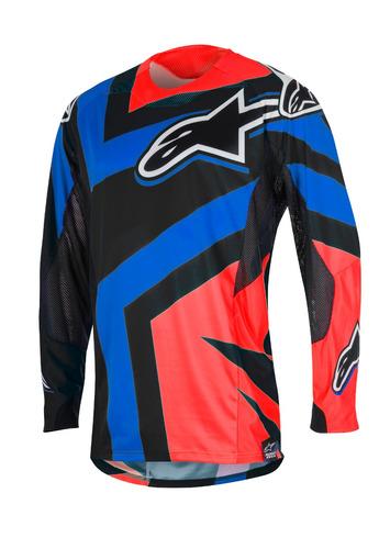 Camisa Off Road Alpinestars Techstar Factory 16 - 183