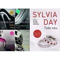 Coleção Completa Crossfire - Sylvia Day (5 Livros)