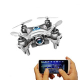 Mini Nano Drone Cheerson Com Camera Visão Tempo Real Cx10w