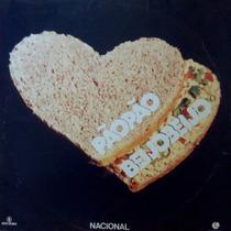 Lp Novela Pão Pão Beijo Beijo/nacional/1983/globo/o Estado