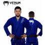 Kimono Venum New Contender Bjj Gi Blue