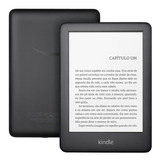 E-reader Amazon Kindle 10º Preto Tela De 6  Wi-fi 4gb