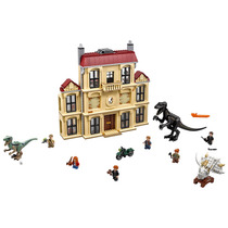 Lego 75930 - Lego Jurassic World - Indoraptor Em Fúria