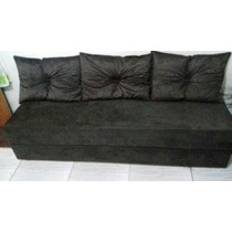 Sofa Cama 3 Lugares ( Sofanete) - Promocâo