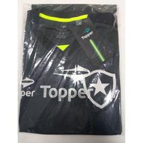 dfcc2962ba Busca camisa Botafogo Goleiro com os melhores preços do Brasil ...