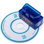 Mini Scanner Para Carros Obd2 Bluetooth V2.1 Android