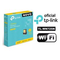 Mini Adaptador Wifi Usb Tp Link Tl Wn725n 150mbps