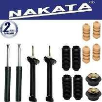 Kit 4 Amortecedor Nakata (diant+tras) +kit Gol Bola G2/g3/g4