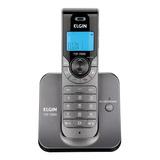 Telefone Sem Fio Elgin Tsf-7800 Cinza-claro