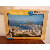 Quebra Cabeça Da Grow 1000 Peças Rio De Janeiro