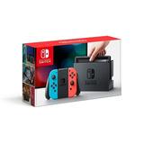 Nintendo Switch 32gb Cinza Ou Colorido Original