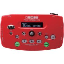 Processador De Efeito Vocal Ve 5 Com Nfe Garantia