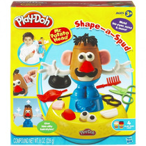 Massinha Playdoh Molde Mr Potato Head - Hasbro