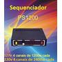 Sequenciador De Iluminação Patylight Ps 1200 Bivolt