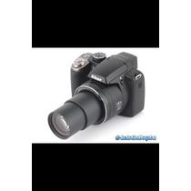 Camera Nikon P80 + Bateria Extra + 4 Cards De Memória