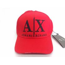 Bone Armani Exchange Até 12x S/juros - Lançamento