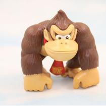 Boneco Donkey Kong Super Mario Articulado Dk Macaco Nintendo