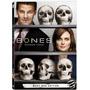 Coleção Bones 1ª A 10ª Temporada Dublada Dvd